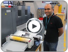 Leicester College Client Testimonial Video Button