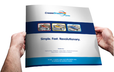 CreaseStream brochure